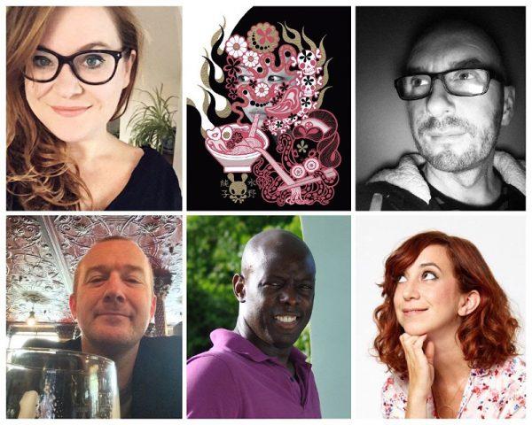 i primi 6 ospiti per l'edizione 2019 del Comic Art Festival internazionale dei Laghi (LICAF)