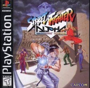 immagine 1 di Street Fighter Alpha