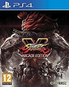 Copertina di Street Fighter V