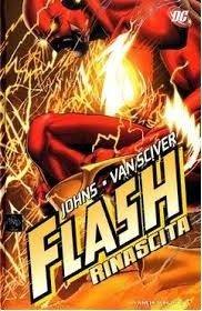 copertina del volume GRANDI OPERE DC FLASH - RINASCITA di Geoff Johns, Ethan Van Sciver