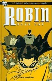 Cover di: ROBIN: ANNO UNO di Chuck Dixon