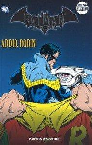 Cover del volume BATMAN LA LEGGENDA 06: ADDIO ROBIN