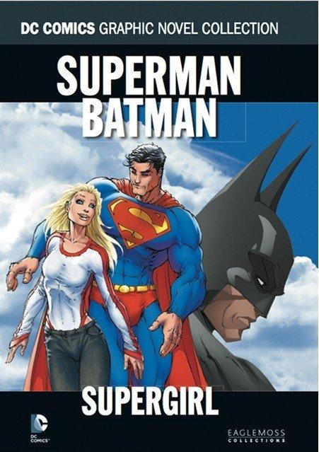 COPERTINA DEL VOLUME SUPERMAN/BATMAN: SUPERGIRL di Jeph Loeb