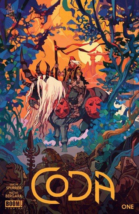 Coda- GN di Simon Spurrier