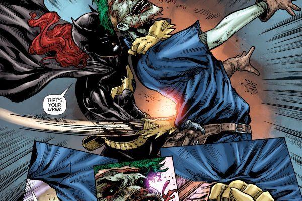 Batgirl ed il Joker,