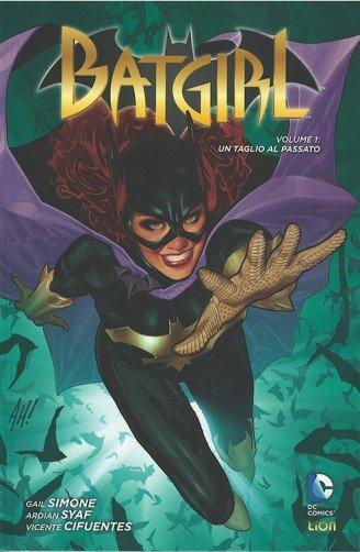 Copertina del primo volume italiano della serie Batgirl, all'interno del new52.