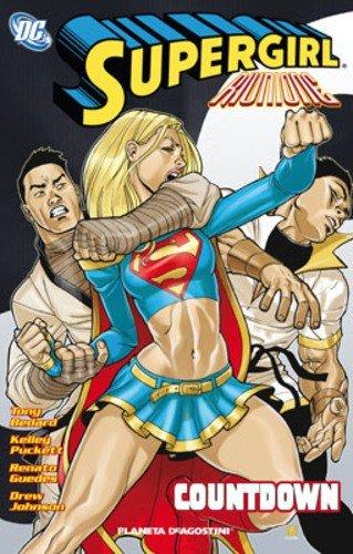 Copertina del volume SUPERGIRL: RIUNIONE di Tony Bedard