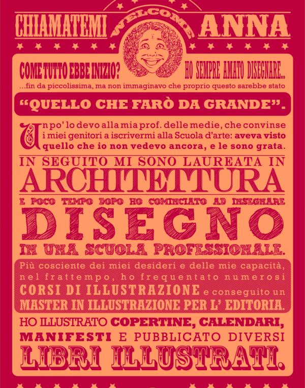 Curriculum artistico di Anna Leotta