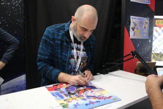 Emiliano Santalucia, toy designer e concept designer di Hasbro e Bandai