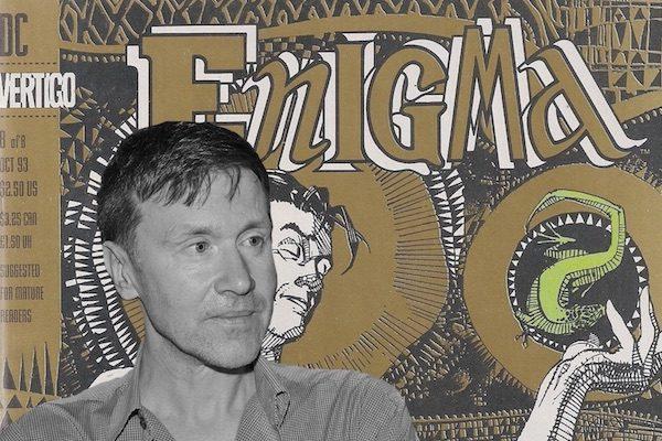 Composizione di EtnaComics 2019 dedicata a Peter Milligan