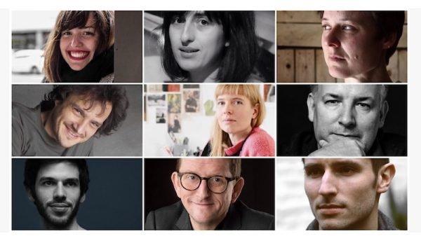 Composizione Fotografica degli autori che sono stati annunciati con questo articolo: ns, Valentine Laffitte, Pascal Lemaitre, Marine Schneider, Judith Vanistendael e Joris Vermassen.