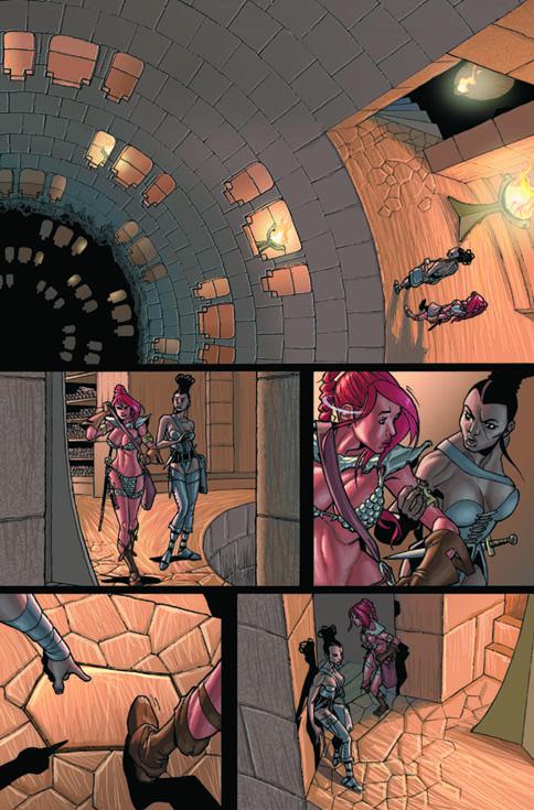 PROJECT SUPERPOWER (2008-09) ??: color_059_sample, di Débora Carità.
