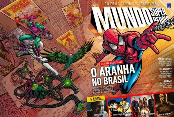 Tavola doppia per la rivista mundo (2016), nella versione definitiva a colori.