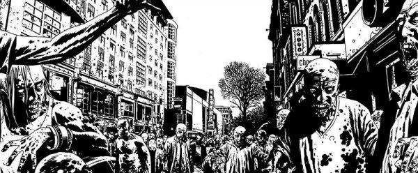 immagine promozionale  del Zombie concert che si terrà  al LICAF domenica 13 ottobre