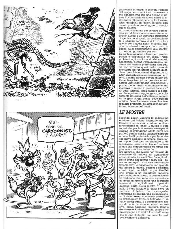 """Lo speciale """"Passeggiate Lucchesi"""" estratto dal n. 27 della rivista Orient Express - pagina 2"""