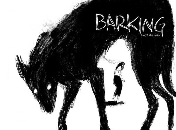 """immagine tratta dal Graphic N ovel """"Barking"""", di Lucy Sullivan, che sarà lanciato al LICAF"""