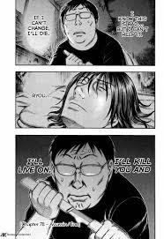 pagina tratta dal Manga SUICIDE ISLAND