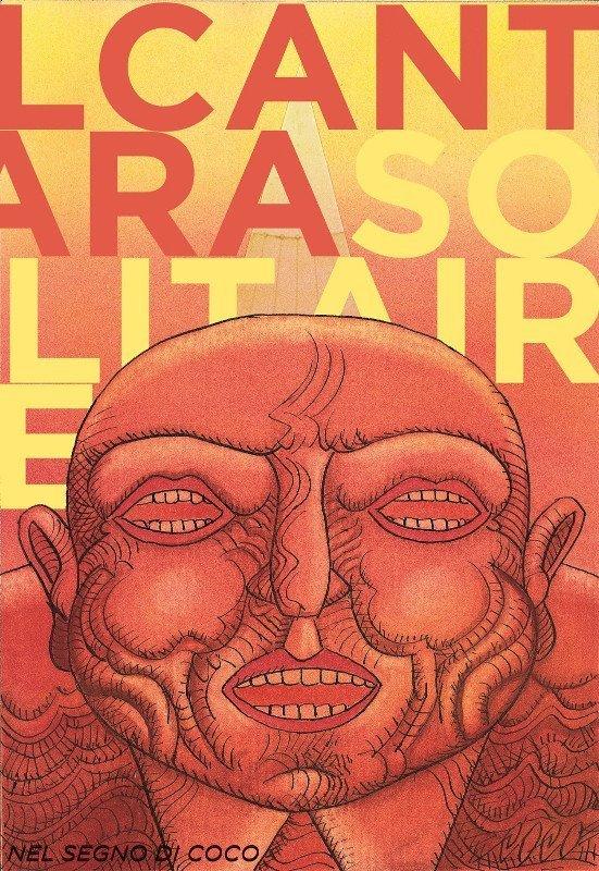 un'altra bellissima opera di Giuseppe Coco utilizzata dalla band Alcàntara