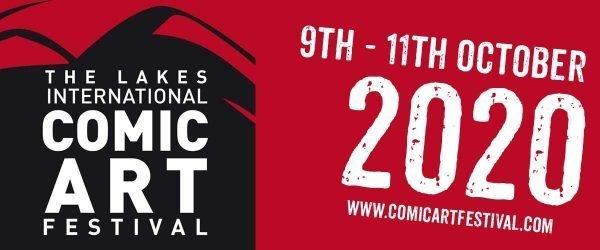 banner introduttivo dell'edizione 2020 del LICAF
