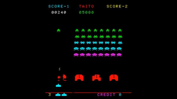 Asteroids, video gioco arcade a colori