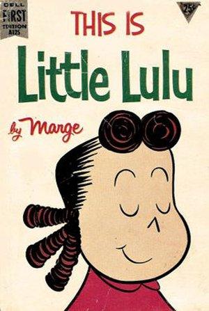 Una manciata di personaggi umani, ma puffeschi e  Little Lulu, un personaggio molto popolare fra i bambini americani , creato da Marjorie Henderson Buell nel 1935.