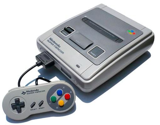 Super Nintendo (1982)
