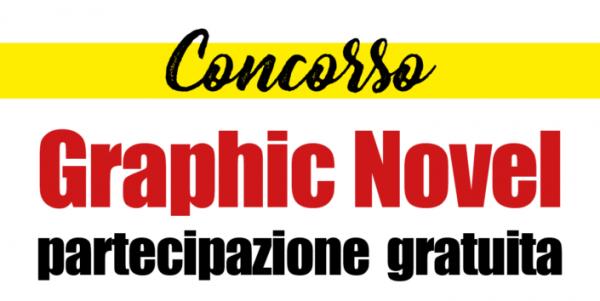 """testata del progetto """"Concorso Graghic novel"""" di Nicola Pesce Editore"""
