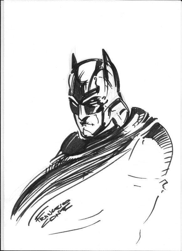 2015_batman Francesco Conte al Palermo Comic Convention