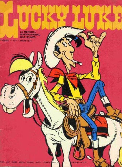 """Lucas Chance (""""Chance"""" dal francese Fortuna) è un omaggio al popolarissimo personaggio delle BD Lucky Luke. Creato dal fumettista belga Morris nel 1946, è un pistolero che può estrarre e sparare """"più velocemente della propria ombra"""", qui citato. E' stato continuamente disegnato con una sigaretta fatta a mano in bocca fino al 1983, quando Morris la cambiò in una cannuccia di paglia."""