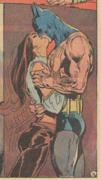 Talia Al Ghul, l'unigenita dell'arcinemico Ra's (opposto e simmetrico di Bat-man) dal quale Bruce avrà addirittura un figlio, Damian.