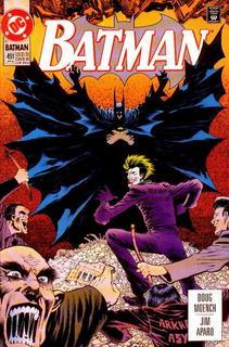 copertina di BatMan