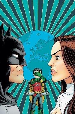 Batman&Talia Al ghul