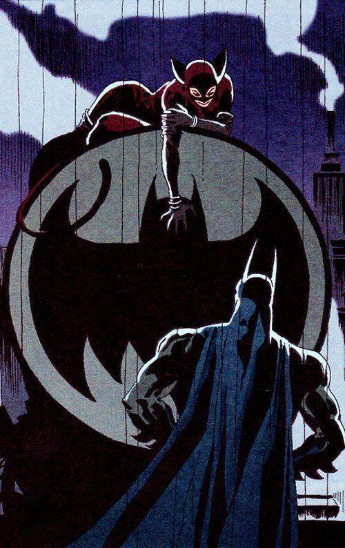 batman&catwoman