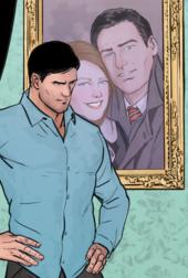 Bruce Wayne l'alter ego di Bat-Man