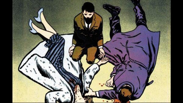 Bruce Wayne è ferocemente motivato, al limite dell'ossessione, dall'aver assistito da bambino all'uccisione dei suoi genitori da parte di un rapinatore di strada.