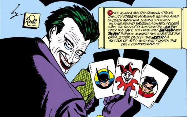 Joker anni 40