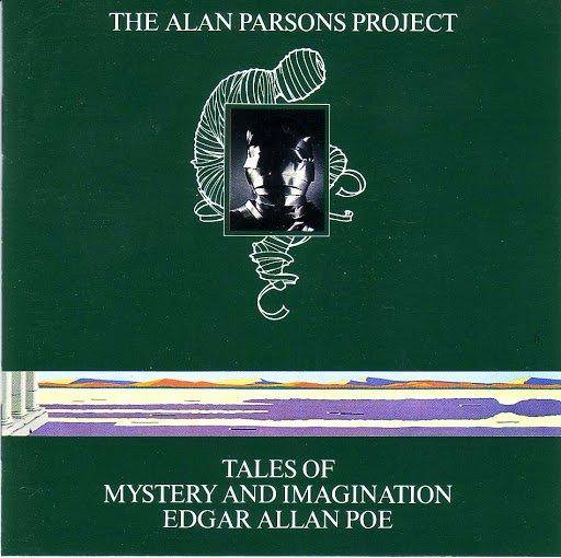 "Copertina dell'album ""Tales of Mystery and Imagination Edgar Allan Poe"" (1976)"