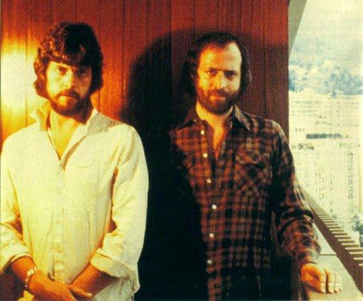Foto del 1976 di Alan Parsons ed Eric Woolfson