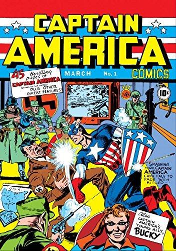 CAPTAIN AMERICA COMICS #1 (1940)