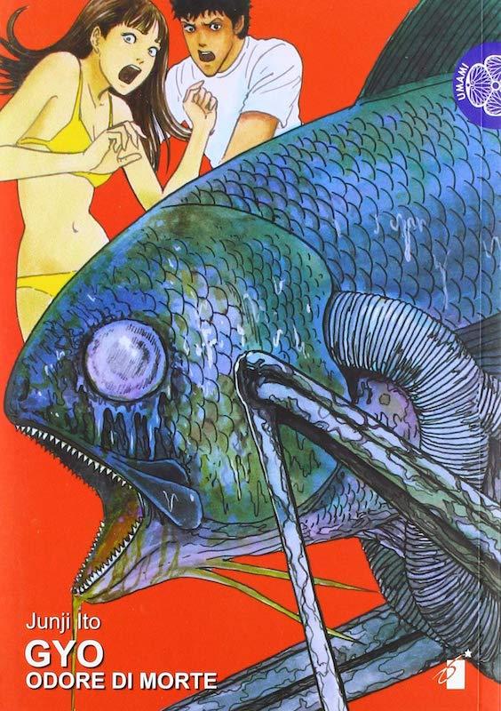 copertina del volume unico: ODORE DI MORTE
