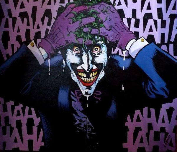 Joker da Batman:Killing Joke di Alan Moore e Briian Bolland