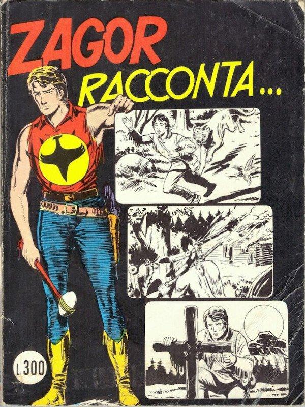 Copertina n. 55 - ZAGOR RACCONTA