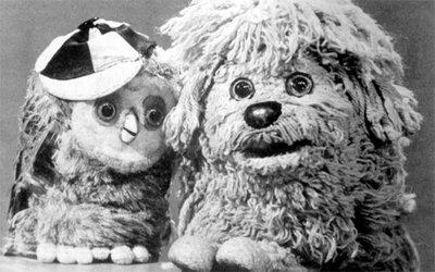 Lo show ospitò la prima performance in una tv nazionale dei Batles nel 1972, mimando Love Me Do. Ideato da Peter Firmin (1928 – 2018), famoso in seguito per molte serie televisive per bambini, comprese Noggin the Nog and The Clangers.