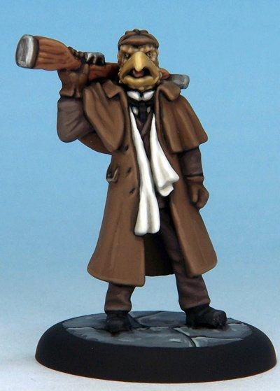 La Crooked Dice ha anche fatto una statuina di Hawksmoor.