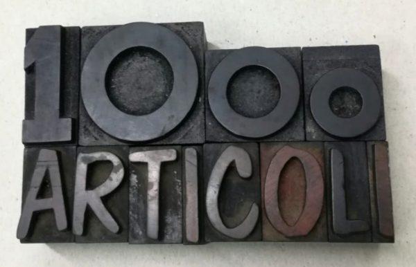 Composizione creata da Antonino Mancuso della Legatoria Segnalibro di Barcellona Pozzo di Gotto (messina, Sicilia) realizzata con le matrici dei caratteri in legno.