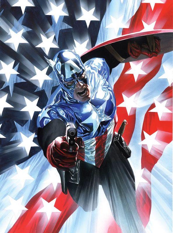 New cap. america- picture by CA #34