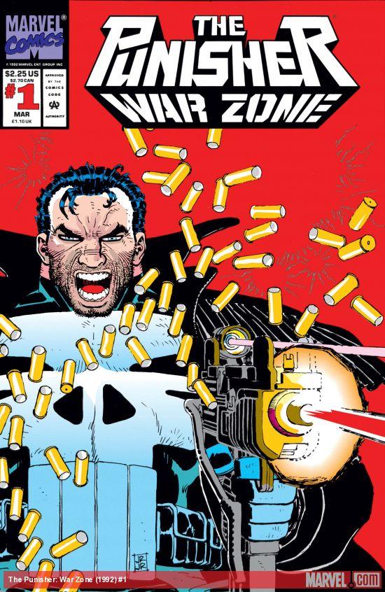 Punisher War Zone #1 (1992)