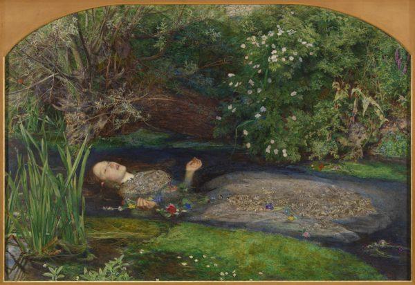 Grandville: Force Majeure - pagina 36, vignetta 5: Il dipinto è parte della collezione permanente alla Tate Gallery.