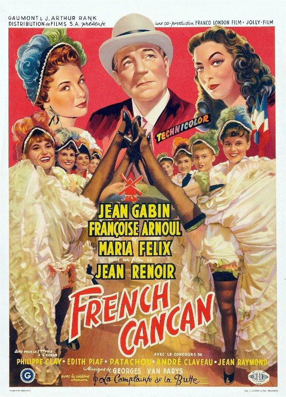 """Non avrei potuto avere una serie ambientata in una immaginaria Belle Epoch senza almeno una scena che includesse il Cancan. Se volete vedere qualcosa che cattura lo spirito del tempo, guarda il film di Jean Renoir """"French Cancan"""" (1955), interpretato dal geniale Jean Gabin, o l'originale Moulin Rouge (1952) diretto da John Huston."""