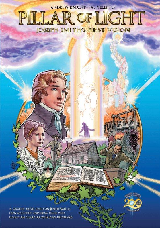 Pillar of Light: sulla figura del profeta (della Chiesa di Gesù Cristo dei Santi degli ultimi giorni) Joseph Smith.